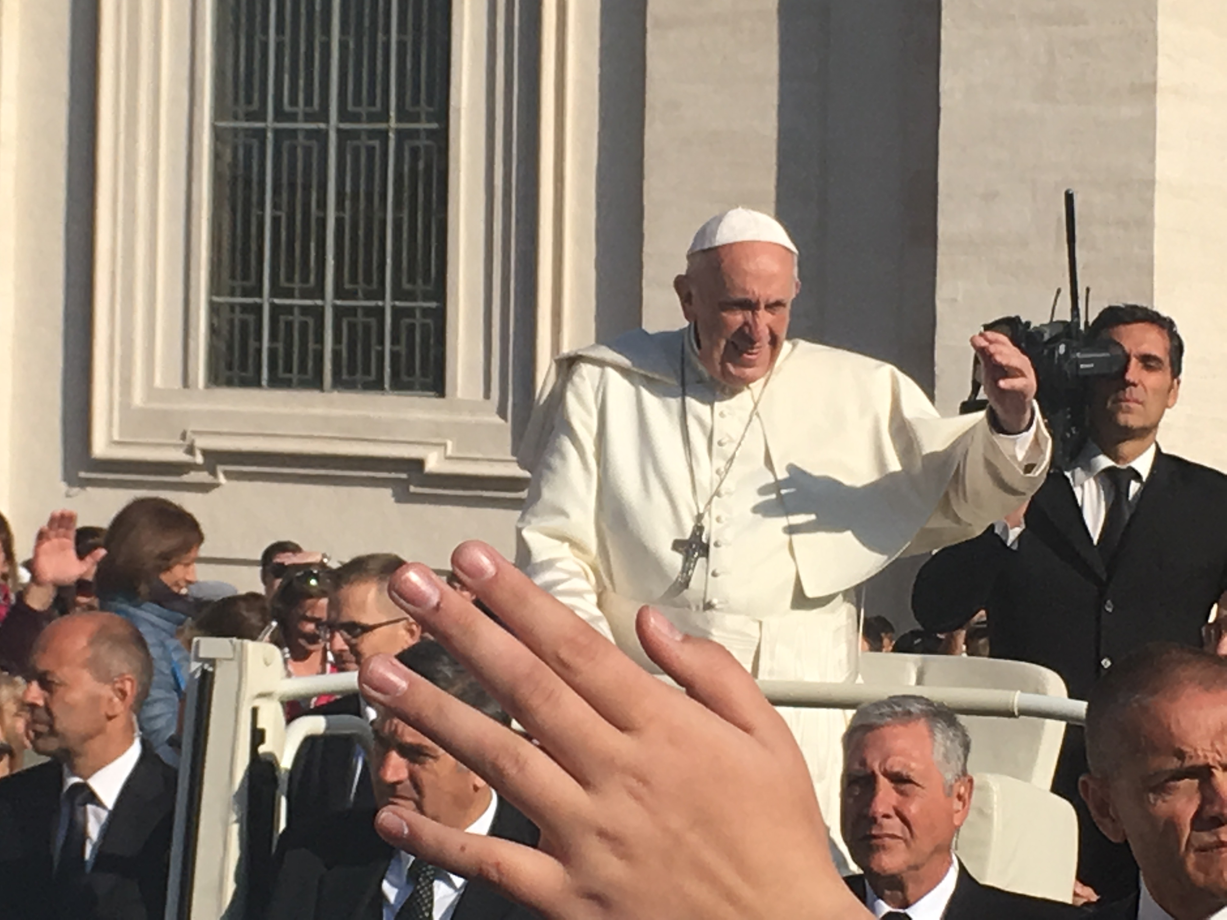 Pope Francis and the Power of Personal Presence